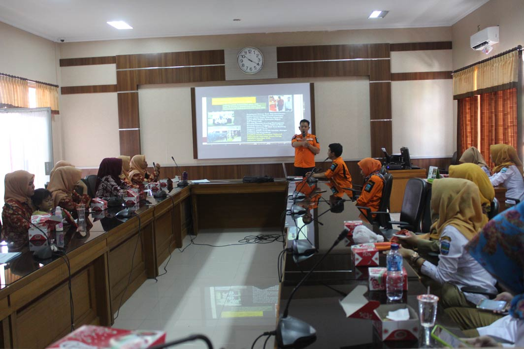 Bunda-Belajar-Mitigasi-Dharma-Wanita-Sekretariat-Dewan-Kab