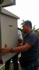 Pengecekan Box Panel BMKG